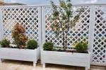 Grigliati in legno terrazzo - Aquilani