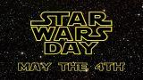 4 maggio si festeggia lo Star Wars Day