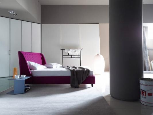 Color Magenta camera da letto, Nube, letto Chloè