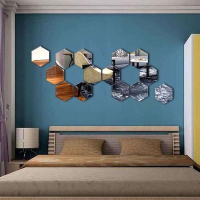 Specchio parete, idee Mano mano