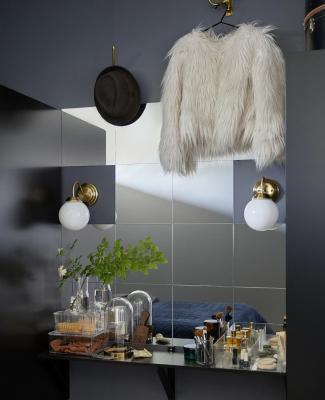 Specchio da parete, IKEA, Lots