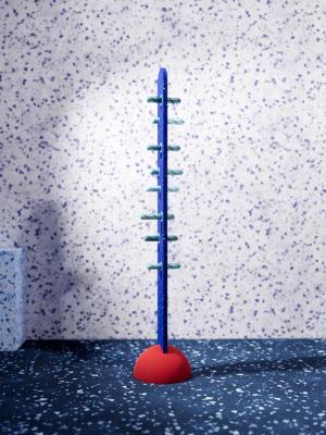 Attrezzi per palestra in casa - Furfit - Appendiabiti con manubri