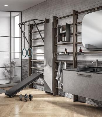 Palestra in casa - Gym Space - Scavolini