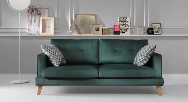 Sofá de Gienne Salotti