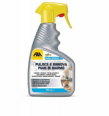 Detergente FILA per pulizia superfici marmoree