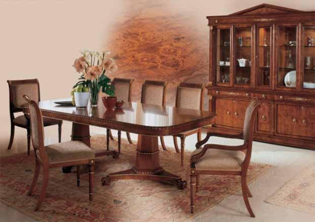 La mesa de comedor Masaccio