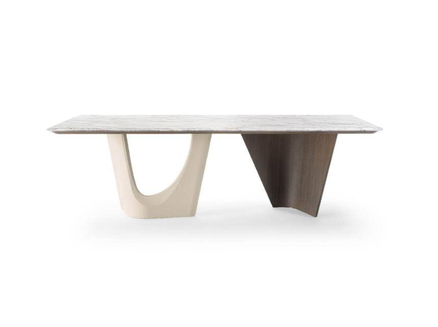 Il tavolo Pinnacle by Turri