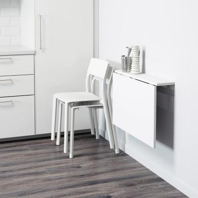 Tavoli a scomparsa Norberg di Ikea chiuso