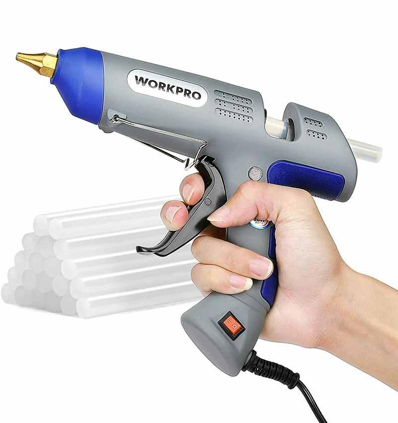 Pistola a caldo WorkPro