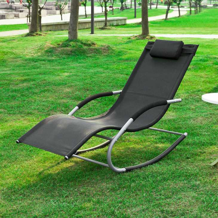 Novastore rocking chair - Photo: eBay