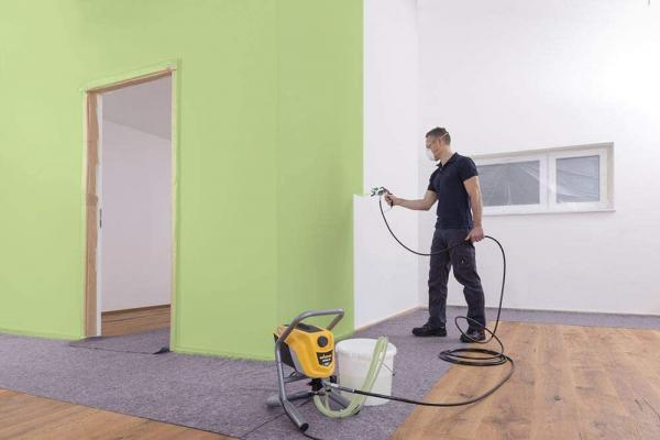 Dispositivo per pittura a spruzzo Airless Sprayer Control Pro 250 M