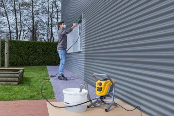 Tecnologia Airless Sprayer Control Pro 250 M