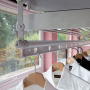Stendino elettrico Foxydry per soffitto