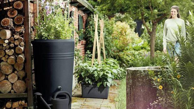 Qualità e risparmio con i serbatoi per acqua piovana