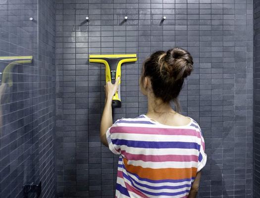 Lavavetri Wv6 di Karcher per la doccia