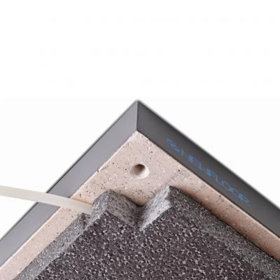 Pavimento flottante Radiafloor - New Floor