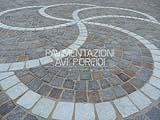 Pavimentazione in pietra porfido carrabile - Pavimentazioni Avi Porfidi