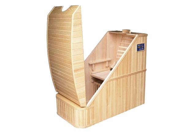 Mini sauna spa de infrarrojos, Bagno Italia