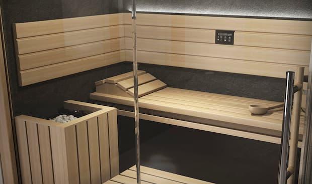Mini spa en casa, jacuzzi, línea Sasha Mi