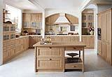 Cucina rustica in legno - Stosa