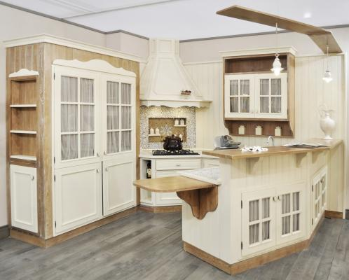 Cucina country chic - L'Arte di Mastro Geppetto