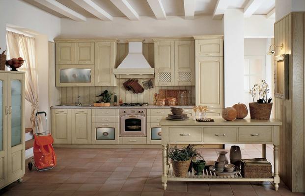 Cucina rustica Ginevra - Stosa