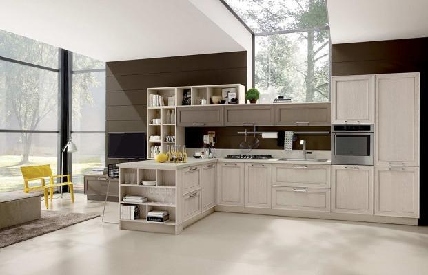 Cucina rustica Maxim - Stosa