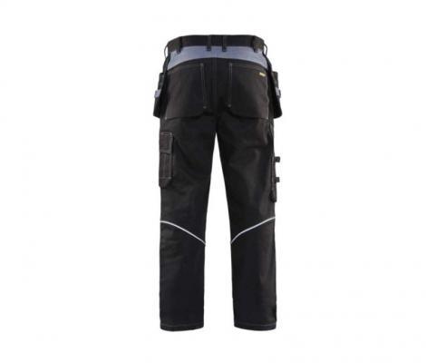 Retro pantaloni BlackLader