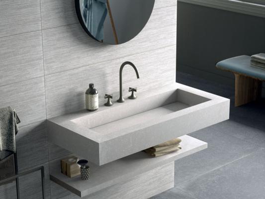 Top lavabo vasca grande - ABK