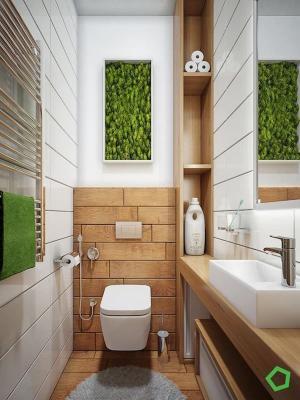 In bagni piccoli sono necessarie soluzioni multifunzione - Pinterest