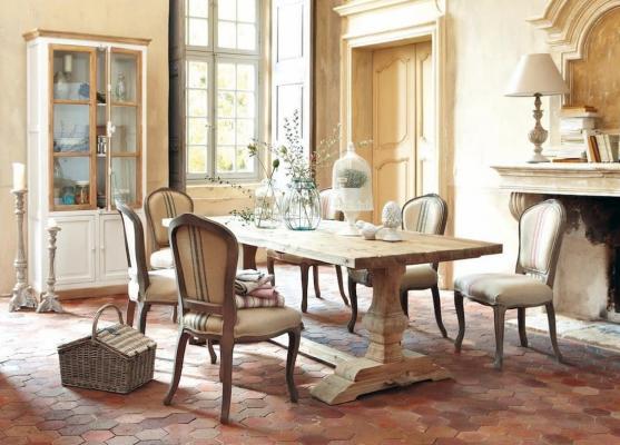 Tavolo classico di design, Maisons Du Monde, Lourmarin