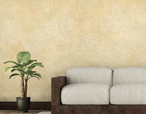 Sandblasted effect paint, Leroy Merlin, GECKOS Sabbia line