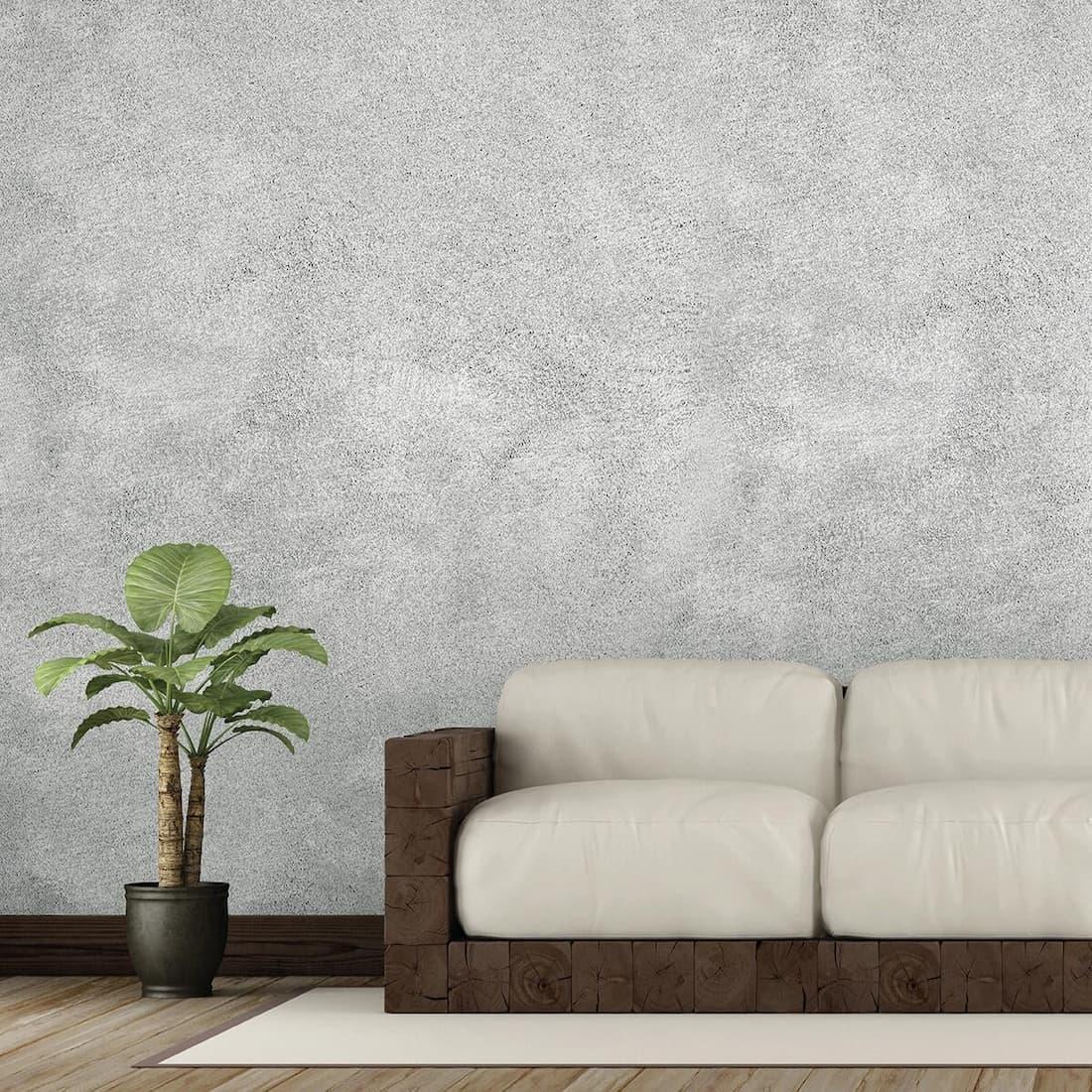 Pittura pareti effetto sabbia, Leroy merlin, linea GECKOS Sabbia