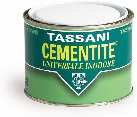 Cementite inodore per legno, Tassani colori