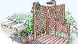 Divisori per giardino