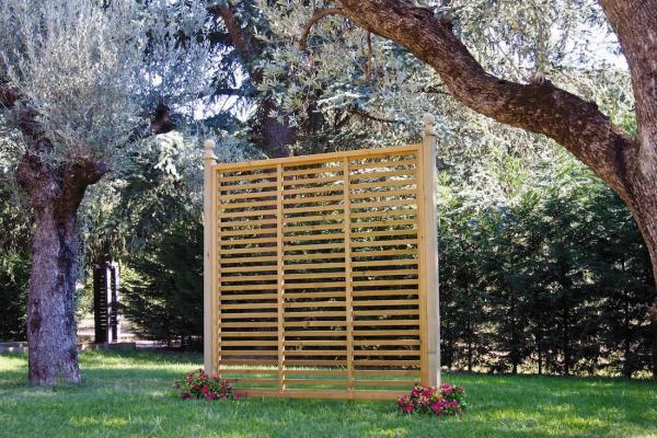 Divisori giardino frangivista Aquilani