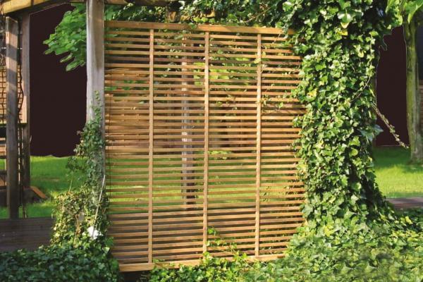 Divisori giardino frangisole My Tuscan Wood