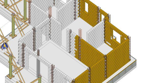 Murature portanti e pareti divisorie: cosa sapere