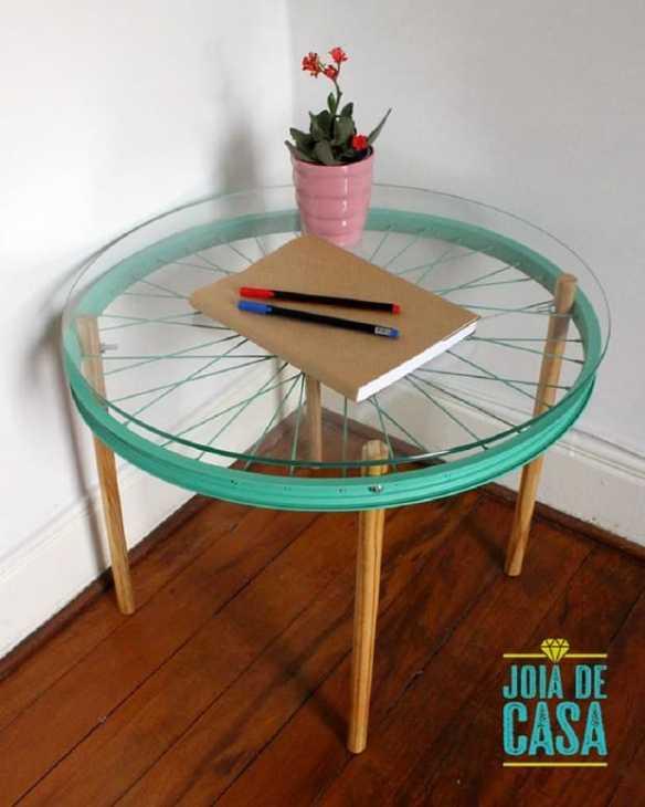 Mesa auxiliar de bricolaje completa, de joiadecasa.com.br
