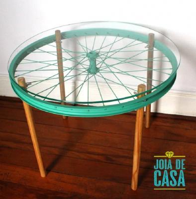 Tavolino fai da te, da joiadecasa.com.br