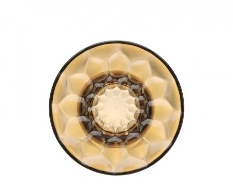Appendiabiti Jellies Coat ambra di Kartell