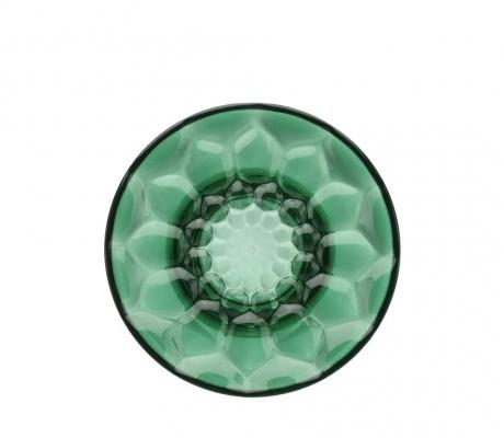 Appendiabiti ingresso Jellies Coat verde di Kartell