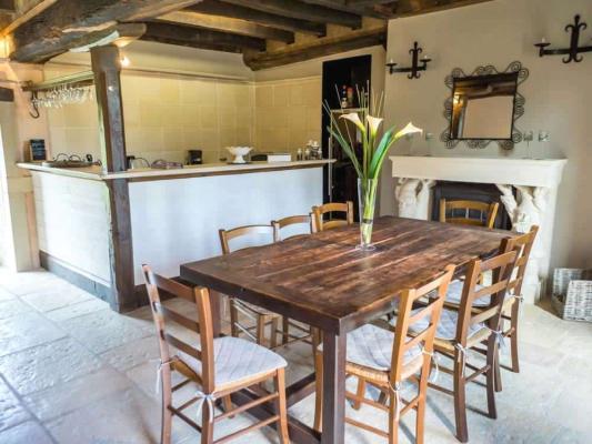 Tavernetta in villa - Pellegrin Arredamenti