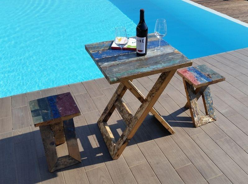 Beach house furnish - Nemo outdoor furniture - Uniko Living