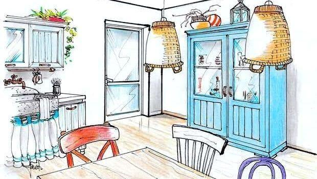 Casa per le vacanze: idee belle e funzionali per disporre l'arredo