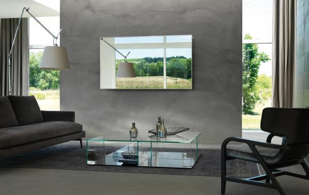 Mirage Tv, specchio intelligente con tv