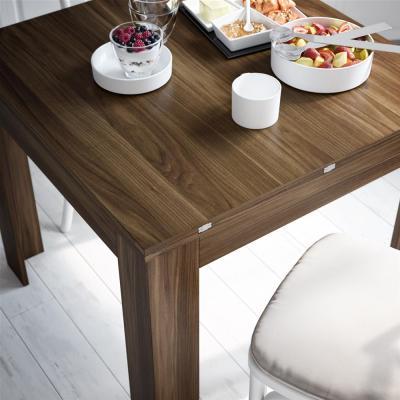 Tavolo allungabile quadrato Eldorado di Mobili Fiver