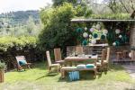 Panca giardino Ratio - Il Giardino di Legno