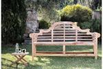 Panca Vittoria - Il Giardino di Legno