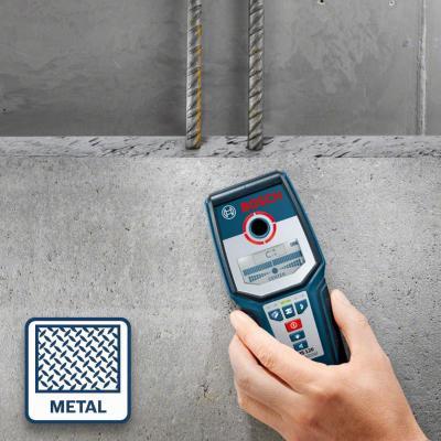 Cerca metalli della Bosch